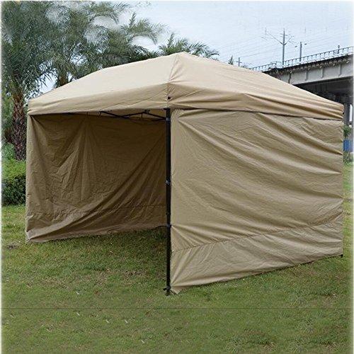 QFFL zhangpeng Zelt-automatischer quadratischer Markisen-Stall-Regenschirm-Überdachungs-kampierende draußen Treibende Lauben-Überdachungs-6 Farben optional Tunnelzelte (Farbe : F)