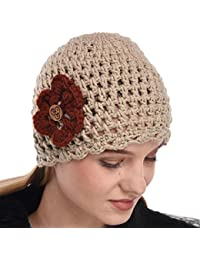 VR Designers Women's Hand Knitted Cap