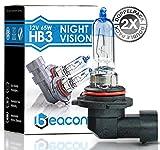 Beacon HB3 Night Vision Scheinwerferlampe - Höchste gebraucht kaufen  Wird an jeden Ort in Deutschland