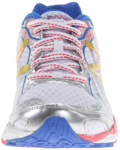New Balance W1080wp4, Baskets Basses Femme white