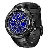 Sport Intelligente Armbanduhr, 12shage 4 Dual 4G GPS WiFi Android Smart Watch 1GB+16GB 5MP Camera Fitness