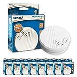Nemaxx FL2 - Alarmas antiincendios (8 unidades, certificado EN 14604)