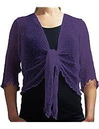 Suchergebnis Auf Amazonde Für Violett Boleros Pullover