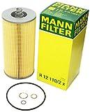 Mann Filter H 12 110/2 X Oelfilter