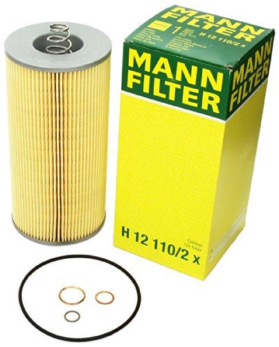 Mann Filter H 12 110/2 X Oelfilter (Cadillac Escalade Schlüssel)