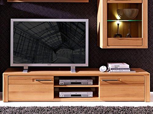 """TV-Lowboard Unterschrank HiFi Schrank Fernsehtisch Sideboard """"Nature Plus I"""""""