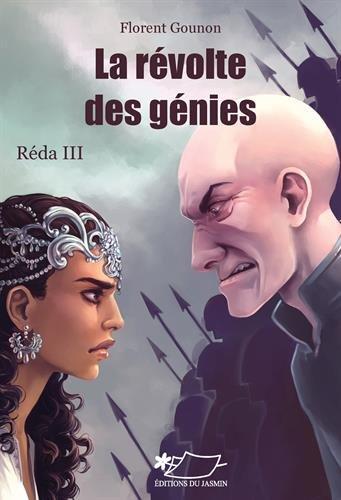 Réda, Tome 3 : La révolte des génies