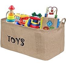 Gran caja de juguete y de almacenamiento