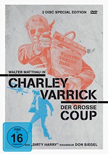 Charley Varrick - Der große Coup [Special Edition] [2 DVDs] - Tür Sekretärin