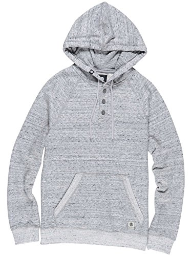 Element Herren Hoodie Grey Heather