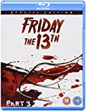 Friday the 13th 3 [Blu-ray] [1982]