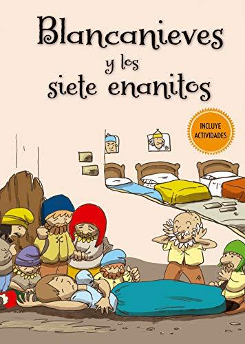 Blancanieves y los siete enanitos (PICARONA) por Erika Catalan