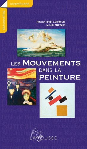 Les mouvements dans la peinture par Patricia Fride-Carrassat