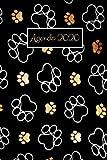 Agenda 2020: Regalo para Amantes de los Perros, Calendario 2020, Agenda Semanal y Mensual, Enero 2020 - Diciembre 2020, 15.24x22.86 cm