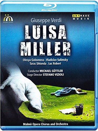 VERDI: Luisa Miller (Live from Malmö Opera, Sweden, 2012) [Blu-ray] Preisvergleich