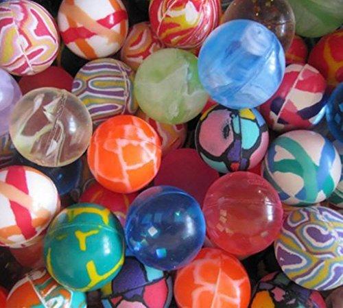 50Super Bounce Bouncy Ball Jet Bälle Kinder Kinder Geburtstag Mitgebsel Geschenk Spielzeug