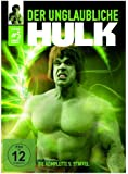 Der unglaubliche Hulk - Staffel 5 [2 DVDs]