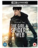 The Girl In The Spider's Web [4k Ultra HD + Blu-ray] [2018] [Region Free]