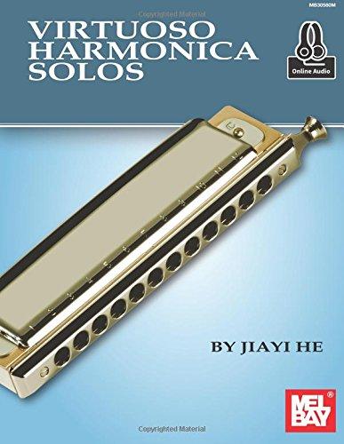 Virtuoso Harmonica Solos par Jiayi He