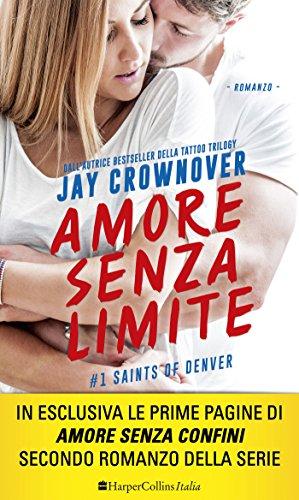 Amore senza limite di [Crownover, Jay]