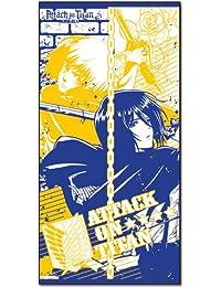 Preisvergleich für Handtuch–Attack on Titan–NEUE Mikasa & Armin Strand/Bad Anime ge58653