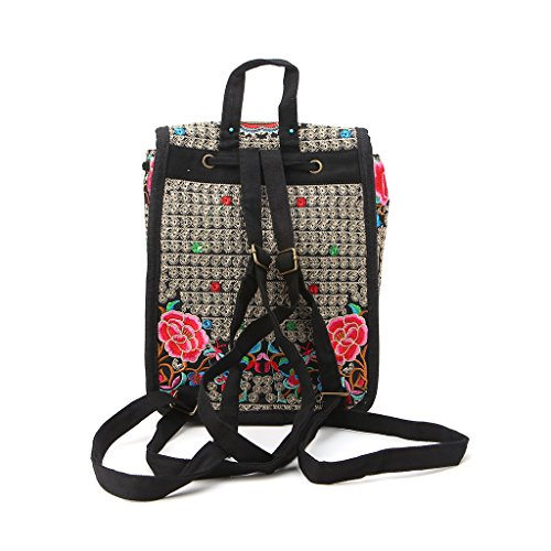SKYlive , Damen Rucksackhandtasche Medium multicolor2