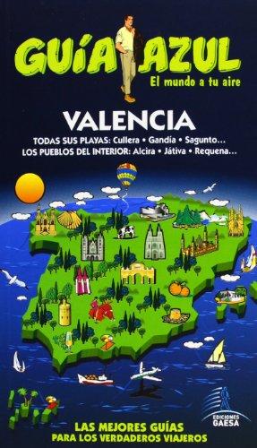 Guía Azul Valencia (Guias Azules)