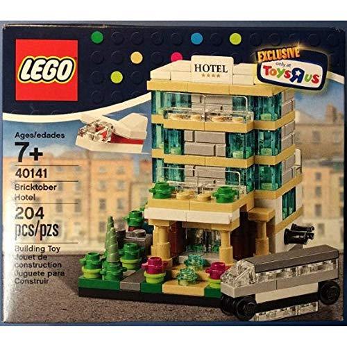 LEGO 40141 hotels ToysRus Limited by LEGO (Hotel Lego)