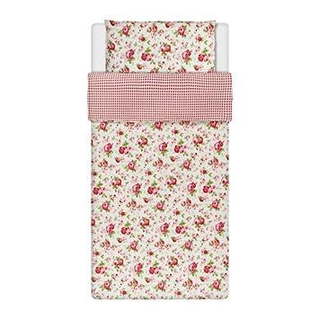 ikea rosali - set di biancheria da letto con copripiumino da 140 x ... - Copripiumino Bambina Ikea
