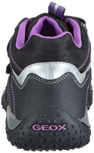 Geox J BALTIC G WP A J34H1A05022C8016 Mädchen Sneaker Schwarz (BLACK C9999)