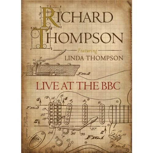 Live at the BBC Box set, Import Edition by Thompson, Richard (2011) Audio CD (Richard Thompson-box-set)