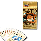 ComicSense.xyz's One Piece Wanted Playing Cards