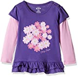 #3: 612 League Baby Girls' T-Shirt (ILW00S780017C_Purple_6-9 months)
