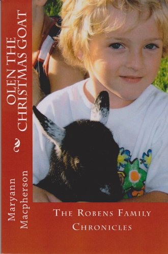 Santa Robe (Olen The Christmas Goat (The Robens Family Book 1) (English)
