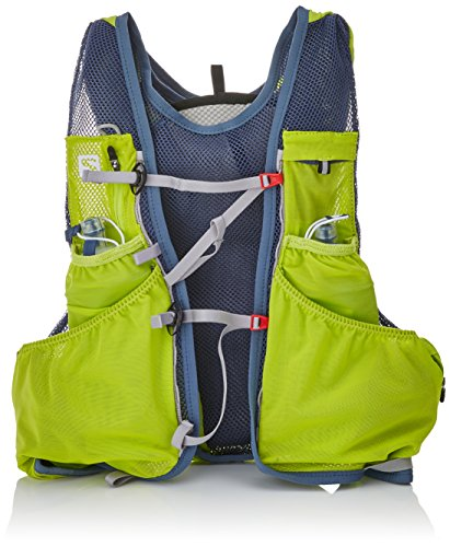 SALOMON ADV Skin 5 Mochila, Unisex Adulto, Verde (Lime Punch), XL