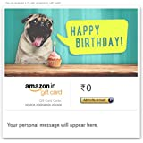 Amazon.in E-mail Gift Card