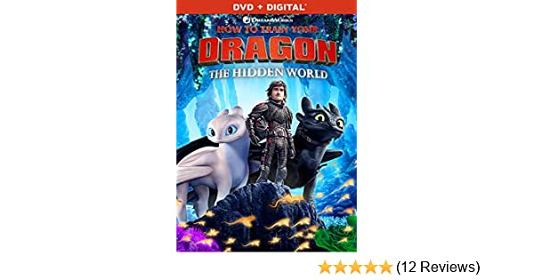 f02077d3d455 How to Train Your Dragon  The Hidden World  Amazon.co.uk  DVD   Blu-ray