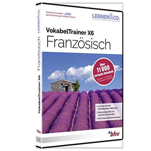 VokabelTrainer X6 Französisch