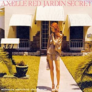Jardin secret limited axelle red musik for Axelle red jardin secret