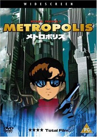 Osamu Tezuka's Metropolis [UK Import]