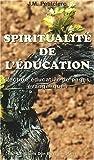 Spiritualité de l'éducation - Lecture éducative de pages évangéliques