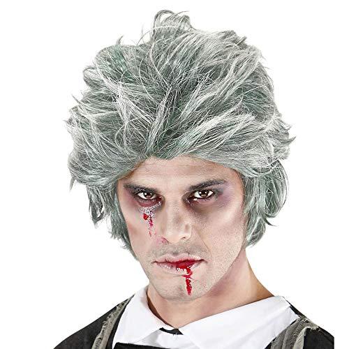 WIDMANN 06742 - Peluca Zombie Man One Size