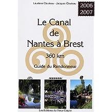 Le canal de Nantes à Brest
