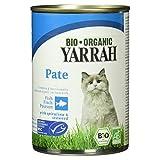 Yarrah Bio Katzenfutter mit Fisch und Spirulina, 400g