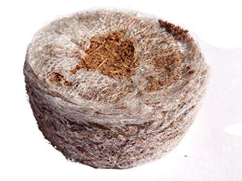 Pastilles de Coco Jiffy x10 - Coco Pellets - SEM23