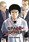 Space Brothers Edition simple Tome 11
