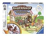 Ravensburger tiptoi Tier-Set Bauernhof - 00564 / Erkunde spielerisch den Bauernhof und kümmere dich eigenständig um die Tiere