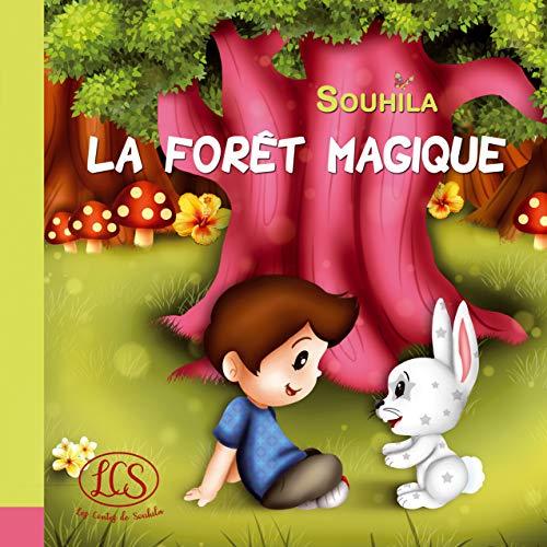 Couverture du livre La forêt magique