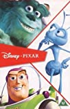 Picture Of Pixar Box Set : Toy Story 2, A Bug's Life, Monsters, Inc. [VHS]