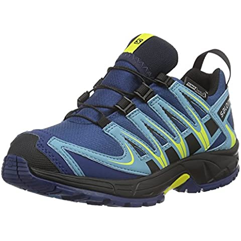 Salomon Xa Pro 3d, Zapatillas de Running Para Asfalto Unisex Niños